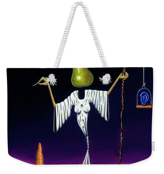 Shepherd Moon Weekender Tote Bag