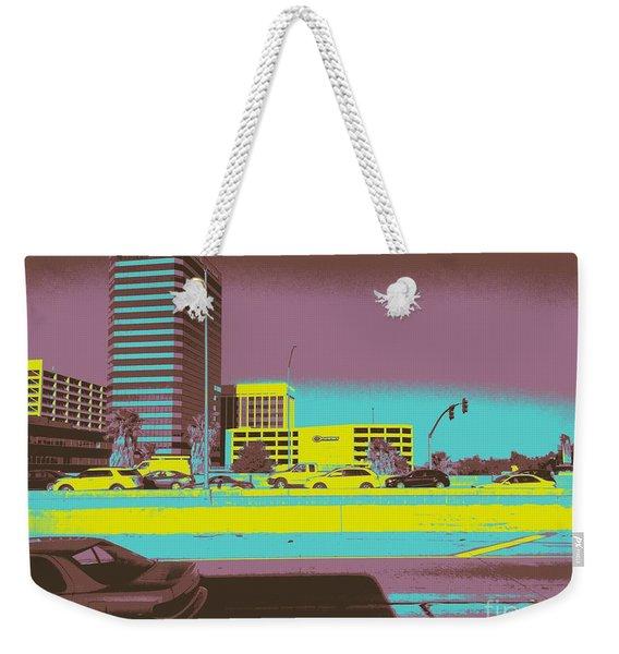 Sherman Oaks Weekender Tote Bag