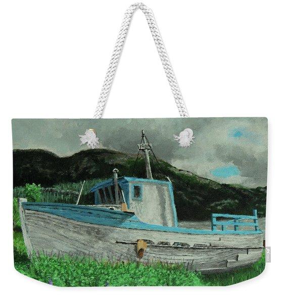 Sherry D Weekender Tote Bag