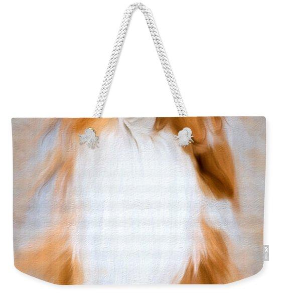 Shetland Sheepdog - Sheltie Weekender Tote Bag