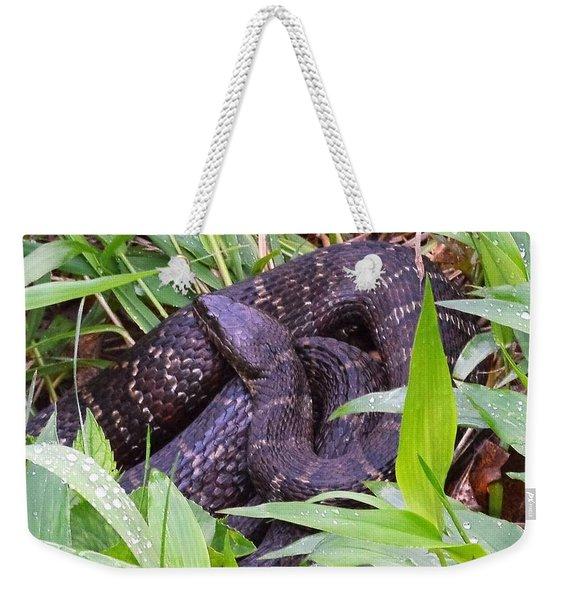 Shhhh1 Weekender Tote Bag