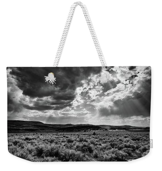 Shine Down On Me Weekender Tote Bag