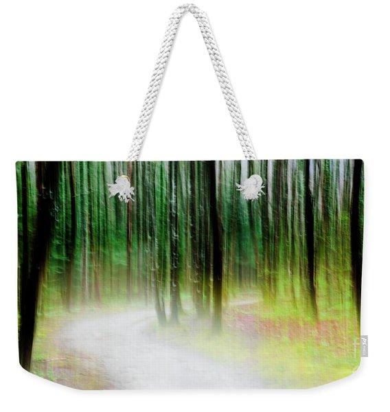 Sentiero Luminoso II Weekender Tote Bag