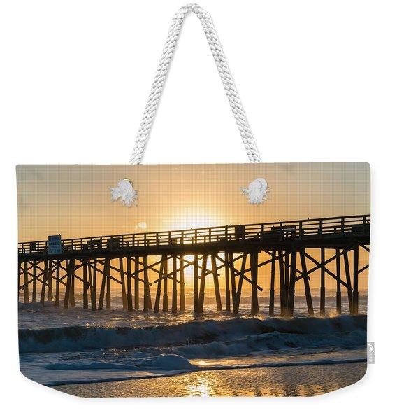 Shining Through Weekender Tote Bag