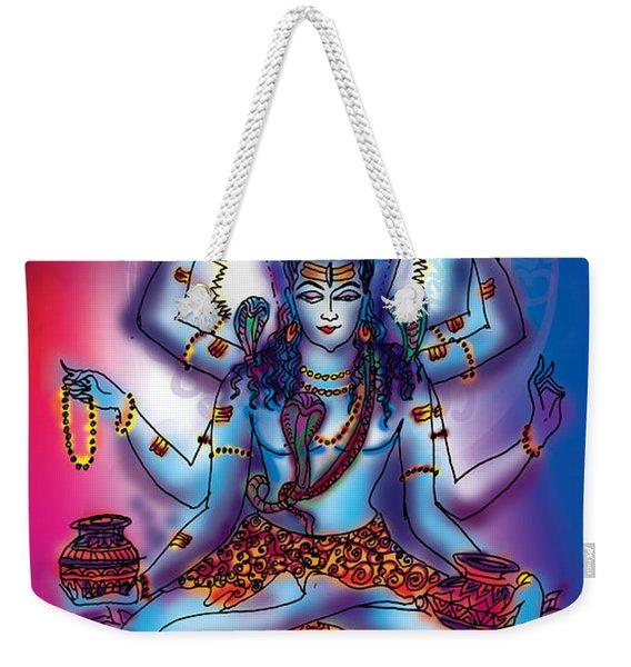 Shiva Abhishek  Weekender Tote Bag