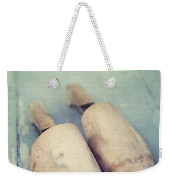Shoe Trees Weekender Tote Bag