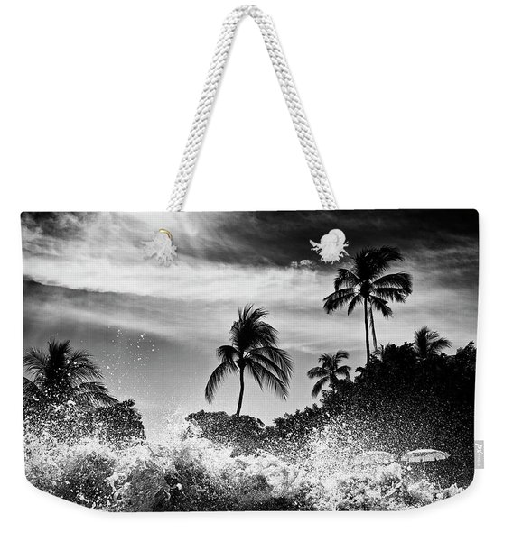 Shorebreak Weekender Tote Bag