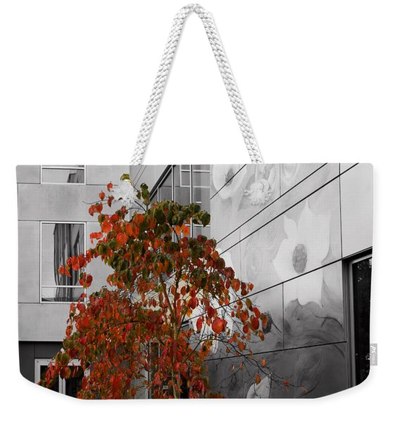 Shoreline City Hall Weekender Tote Bag