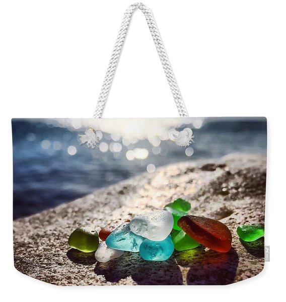 Shoreshine Weekender Tote Bag