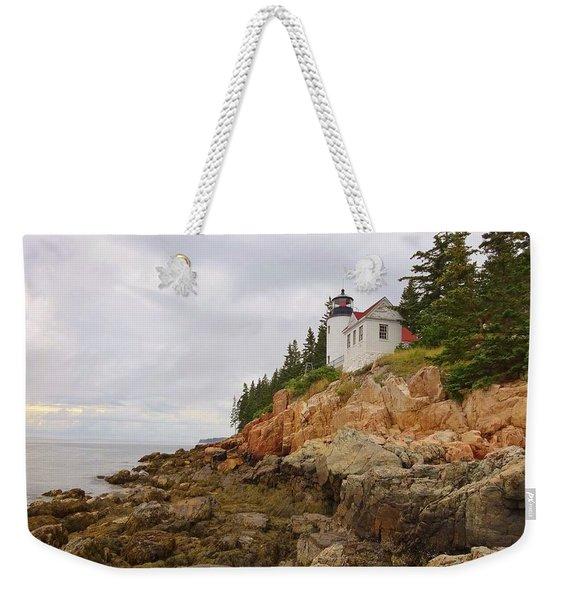 Shoring Up The Light Weekender Tote Bag