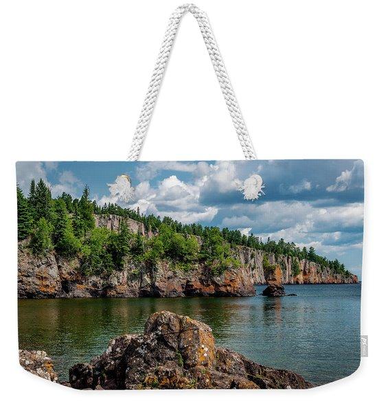 Shovel Point  Weekender Tote Bag