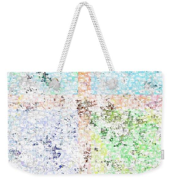Show Weekender Tote Bag