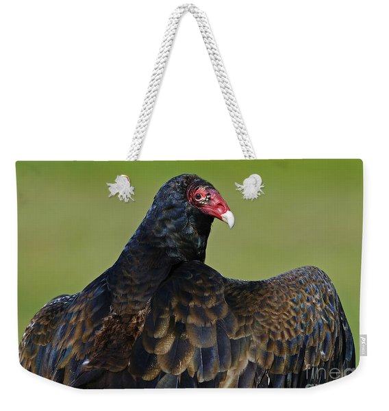 Showing Off Her Wings..... Weekender Tote Bag