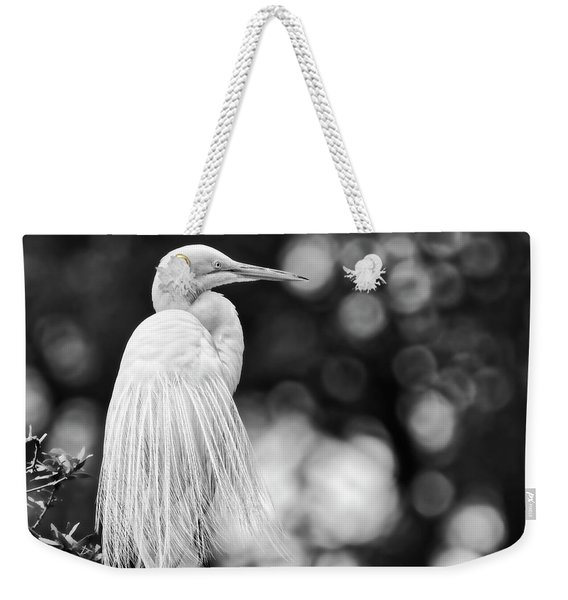 Showing Some Feathers Weekender Tote Bag