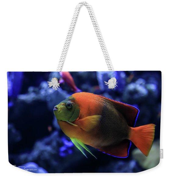 Showoff Weekender Tote Bag
