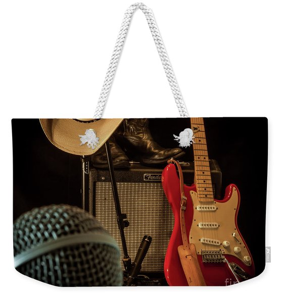 Show's Over Weekender Tote Bag