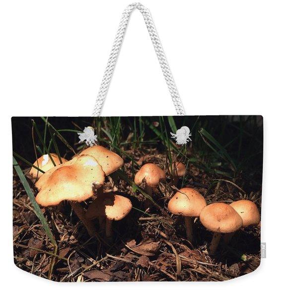 Shroom Doom Weekender Tote Bag