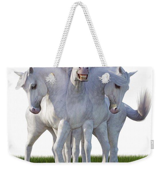 Shucks  Weekender Tote Bag