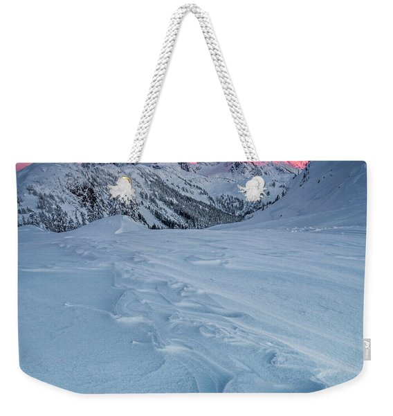 Shuksan's Shine Weekender Tote Bag
