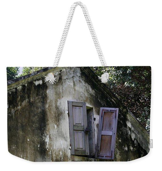 Shuttered #3 Weekender Tote Bag