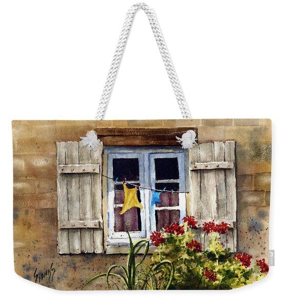 Shutters Weekender Tote Bag