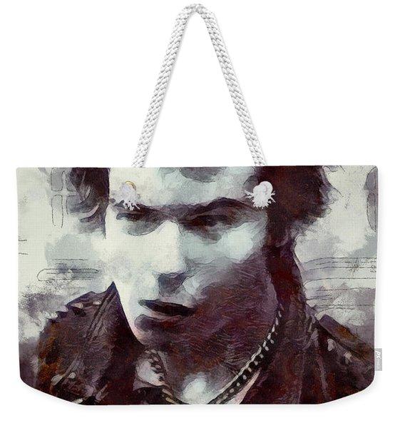 Sid Weekender Tote Bag