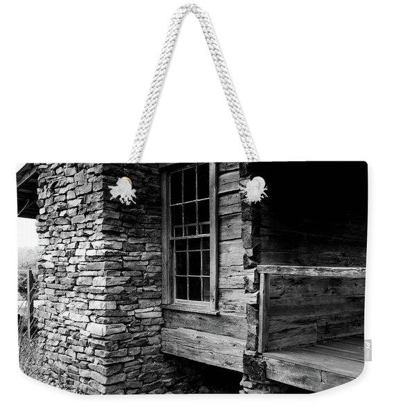 Side View Weekender Tote Bag