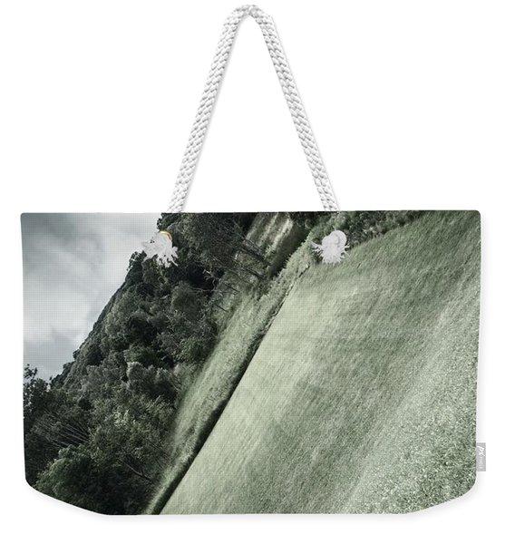 Sideways  Weekender Tote Bag