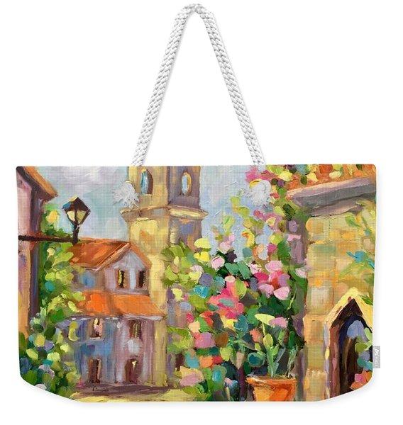 Siena Walk Weekender Tote Bag