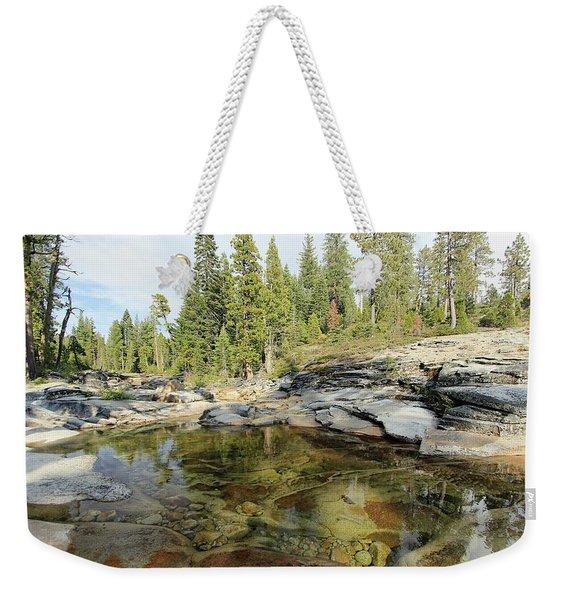 Sierra Nirvana Weekender Tote Bag