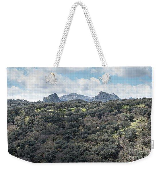Sierra Ronda, Andalucia Spain Weekender Tote Bag
