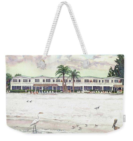 Siesta Royale Condo, Beachfront, Siesta Key Weekender Tote Bag