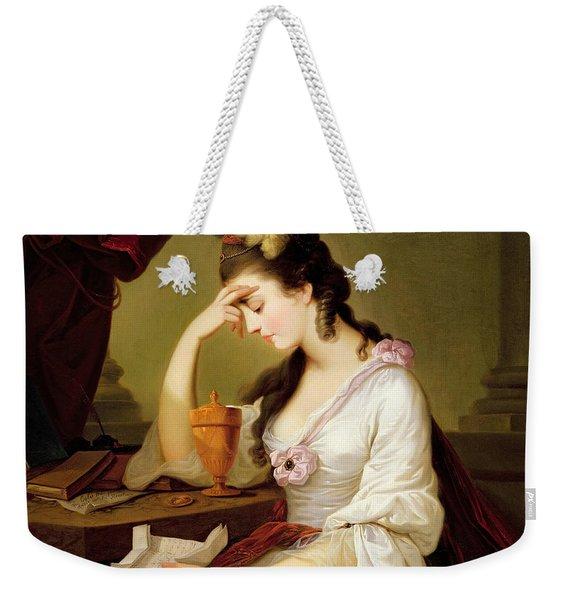 Sigismonda And The Heart Of Guiscardo Weekender Tote Bag