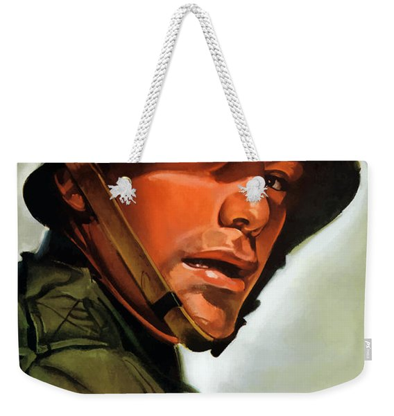 Who Wants To Know - Silence Means Security Weekender Tote Bag