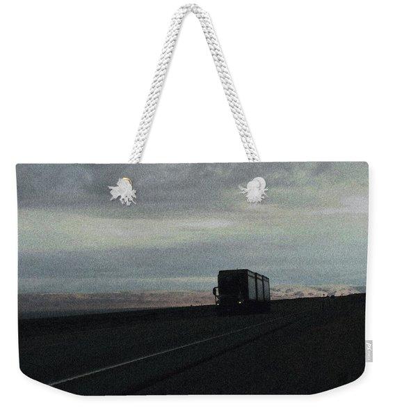 Silence Of The Roar Weekender Tote Bag