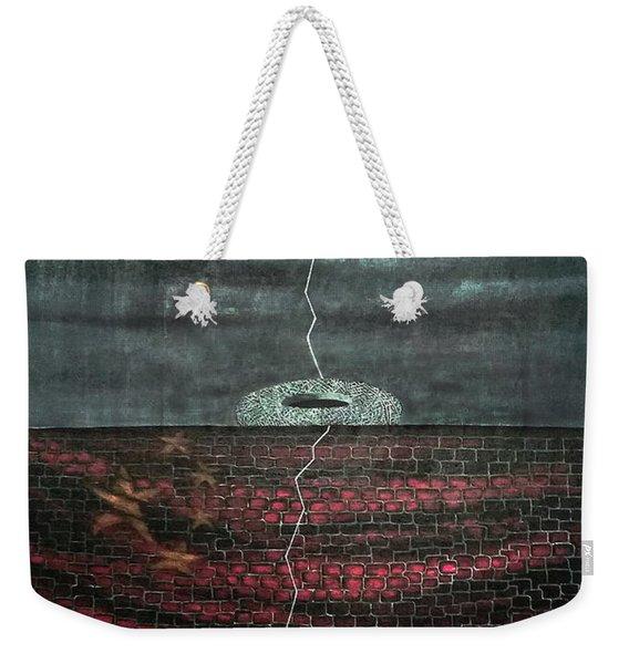 Silent Echo Weekender Tote Bag