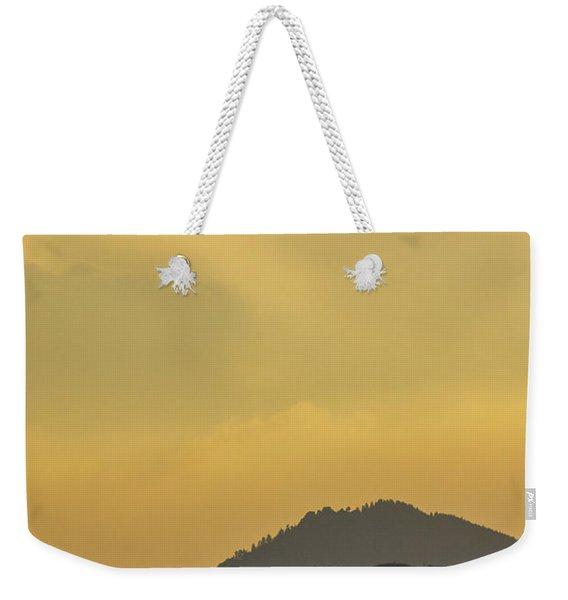 Silhouettes Weekender Tote Bag