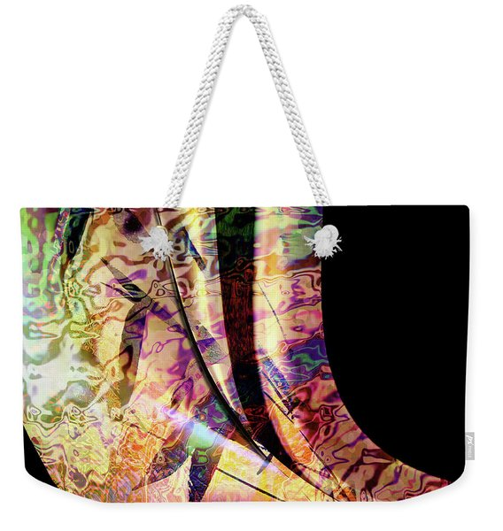 Silk Road Weekender Tote Bag