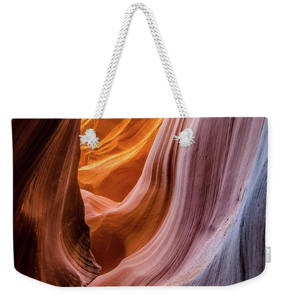 Silky Rocks 2 Weekender Tote Bag