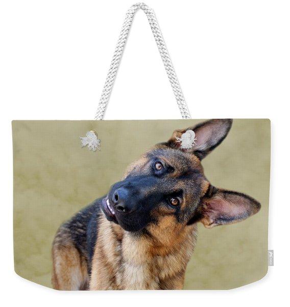 Silly Boy Weekender Tote Bag