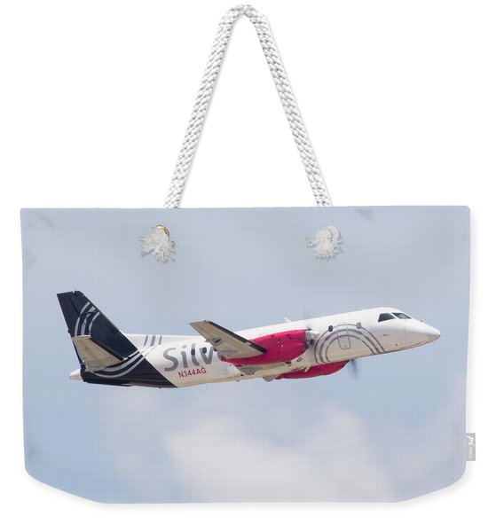 Silver Airways Weekender Tote Bag