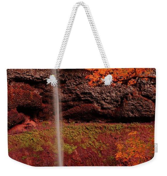 South Falls Weekender Tote Bag