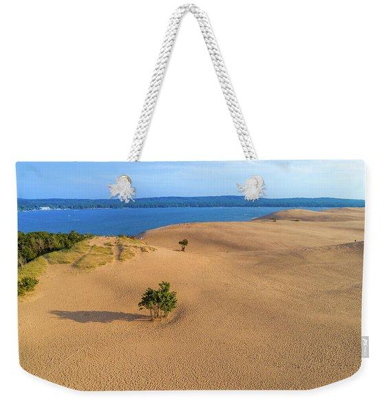 Silver Lake Dunes Weekender Tote Bag