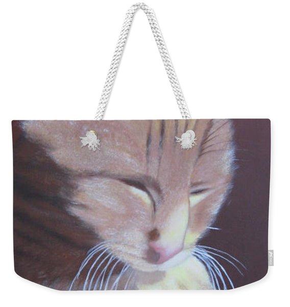 Simba, Best Cat. Weekender Tote Bag