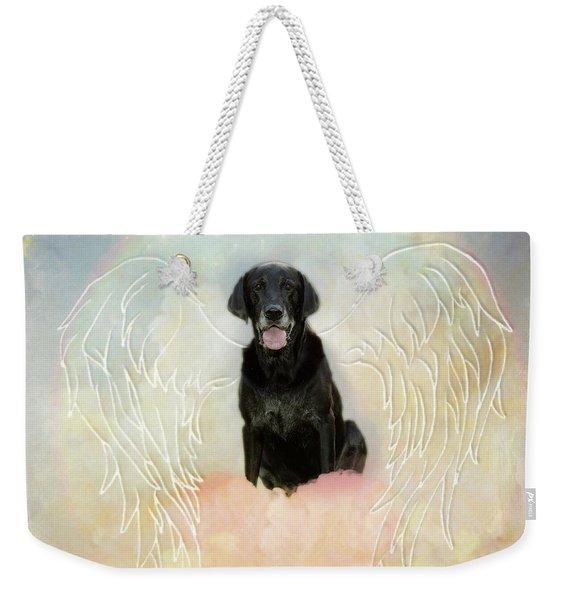 Simone Weekender Tote Bag
