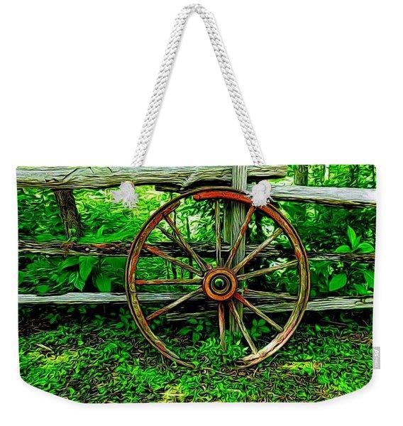 Simple Days Weekender Tote Bag