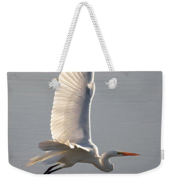 Simple Elegance Weekender Tote Bag