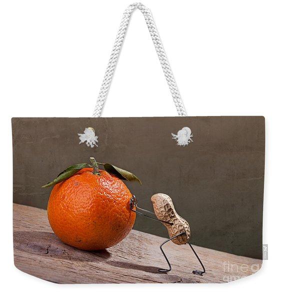 Simple Things - Sisyphos 01 Weekender Tote Bag