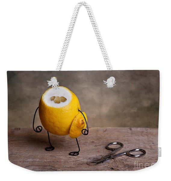 Simple Things 11 Weekender Tote Bag