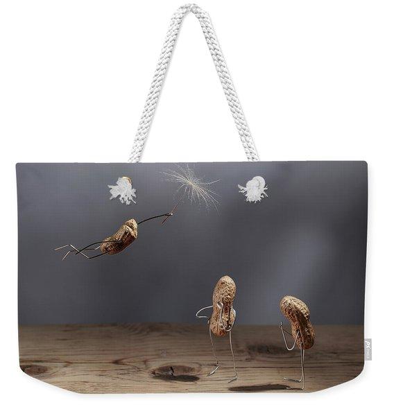 Simple Things - Flying Weekender Tote Bag